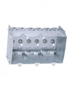 3 Gang Metal Box - Electrical Box