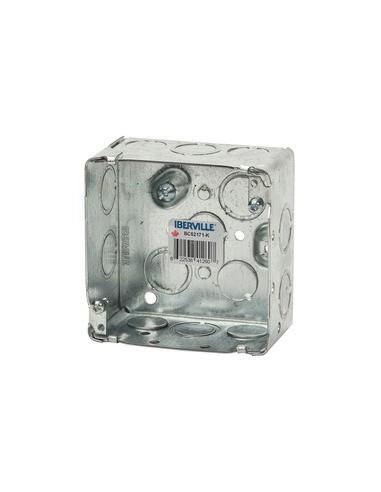 "Iberville® 2 1/8"" Deep Square  Box..."