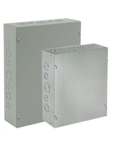 Pull Box Steel Crew Cover, Grey