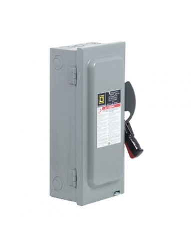 30A 3P Heavy Duty Safety Switches