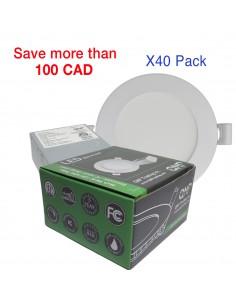 great deal x40 pot light