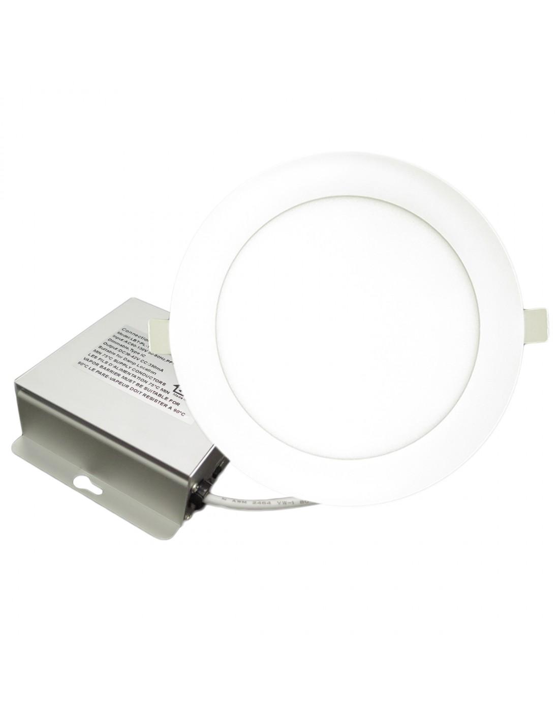 6 inch variable cct slim pot light